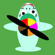 Giddy Glider - fun tilt game addictively fun like flappy bird